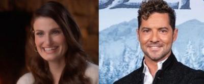 AUDIO: Idina Menzel y David Bisbal en I'll Be Home For Christmas