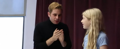 VIDEO: Ben Platt Shares Short Film THEATER CAMP