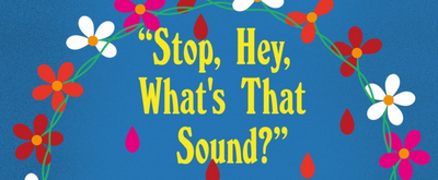 Petaluma Records to Release STOP, HEY WHAT'S THAT SOUND