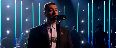 VIDEO: Sam Smith Performs 'Diamonds' on THE LATE LATE SHOW