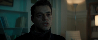 VIDEO: Meet Safin, Rami Malek's Villain From NO TIME TO DIE