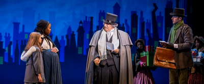 Review: A CHRISTMAS CAROL – THE MUSICAL at Crossroads Theatre Company is a Grand Stage Show