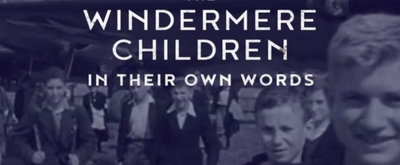 PBS Announce Premiere Dates for THE WINDERMERE CHILDREN: IN THEIR OWN WORDS