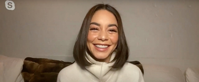 VIDEO: Vanessa Hudgens Talks Playing Three Characters in THE PRINCESS SWITCH: SWITCHED AGAIN