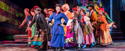 BWW TV: See Highlights From MARY POPPINS At Drury Lane Theatre