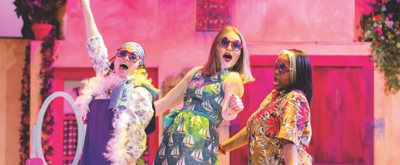 THE ADDAMS FAMILY, ALMOST, MAINE, Rank Highest Among High School Play Survey