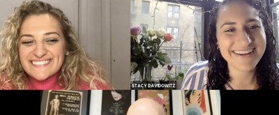 BWW Exclusive: Ali Stroker and Stacy Davidowitz Open Up About Their New Book, A CHANCE TO FLY