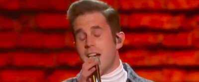 VIDEO: Watch Ben Platt Perform 'I Sing The Body Electric' at the GRAMMYs!