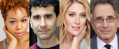 Breaking: Caissie Levy, John Cariani, Chip Zien, Tamika Lawrence & More Join CAROLINE, OR CHANGE on Broadway