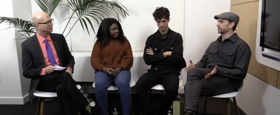 BWW TV: Joaquina Kalukango, James Cusati-Moyer & Paul Alexander Nolan Both Keep and Tell the Secrets of SLAVE PLAY!