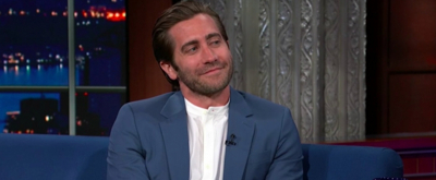VIDEO: Jake Gyllenhaal Talks Not Being Nervous for SEA WALL / A LIFE