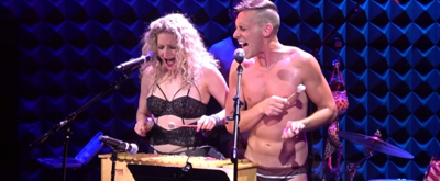 VIDEO: The Skivvies Take Over Joe's Pub with Andrew Keenan-Bolger, Bonnie Milligan and Many More!