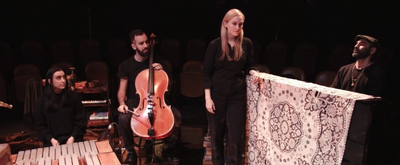 VIDEO: Watch the Cast of GHOST QUARTET Perform 'Starchild'