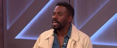 VIDEO: Tony Nominee Colman Domingo Talks MA RAINEY'S BLACK BOTTOM & Chadwick Boseman