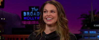 VIDEO: Sutton Foster Plays 'Who's Your Co-Star?' on THE LATE LATE SHOW