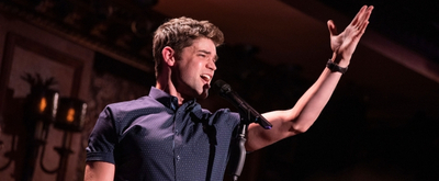 BWW Review: Jeremy Jordan Exceeds All Expectations with His New Show at 54 Below