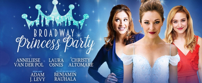 BWW Interview: Adam J. Levy of THE BROADWAY PRINCESS PARTY at Clowes Memorial Hall