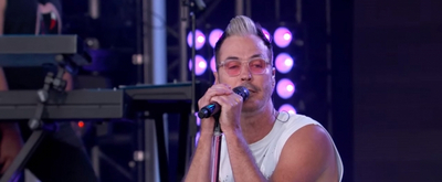VIDEO: Watch Fitz and The Tantrums Perform 'All The Feels' on JIMMY KIMMEL LIVE!
