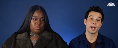 VIDEO: Skylar Astin & Alex Newell Talk Reality TV on TODAY SHOW