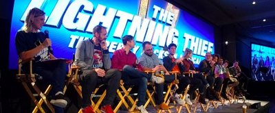 VIDEO: Watch THE LIGHTNING THIEF's Full Panel From New York Comic Con