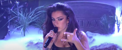 VIDEO: Watch Charli XCX Perform 'The Good Ones' on THE TONIGHT SHOW