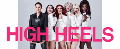 Melanie C Releases New Song And Music Video for 'High Heels' Ft. Sink The Pink