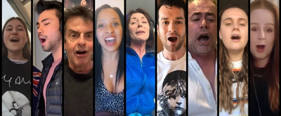 VIDEO: 70 West End Stars Including Paul Whittaker OBE and More Virtually Perform 'Do You Hear the People Sing?'