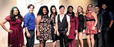 BWW Review: POWERHOUSE VOCALISTS WERE ON STAGE IN VIVID THEATRE PRODUCTIONS' BROADWAY MISCAST  at Powerstories Theatre