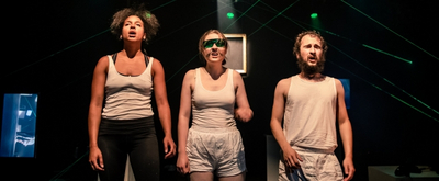 Review: ART HEIST, New Diorama Theatre