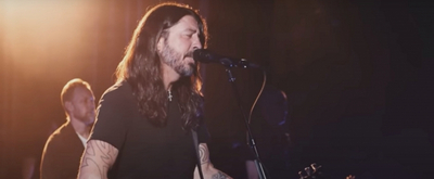 VIDEO: Foo Fighters Perform 'Waiting on a War' on THE LATE LATE SHOW