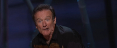VIDEO: On This Day, July 11- Robin Williams Brings His Act to Broadway
