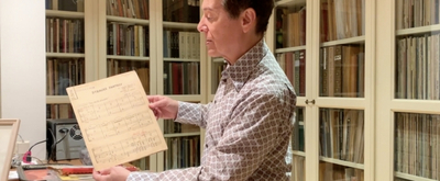 BWW Exclusive: Conversations and Music with Michael Feinstein- All About Ephemera