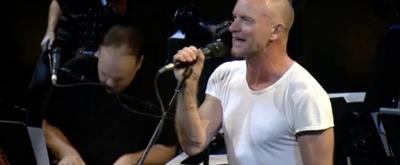 Broadway Rewind: Sting Sails THE LAST SHIP to Broadway