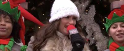 VIDEO: Watch Idina Menzel Sing 'Sleigh Ride'