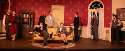 Photo Coverage: First look at Curtain Players' THE MOUSETRAP