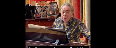 VIDEO: Andrew Lloyd Webber Plays 5 Variations of 'Get Lucky'