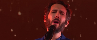 VIDEO: Josh Groban Performs 'The World We Knew' on THE TONIGHT SHOW Video