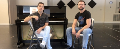 BWW TV: Get a Behind-The-Scenes Look at Goodspeed's PASSING THROUGH in the Show's Second Vlog!
