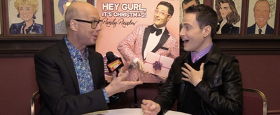 BWW TV: Randy Rainbow Tells Us All About His New Christmas Album, NYC Show & More!