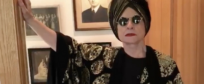 VIDEO: Patti LuPone Embodies Norma Desmond in New Basement Tour!