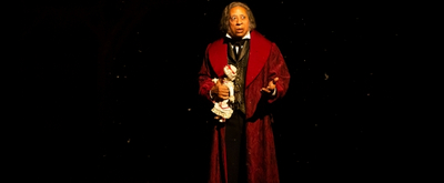 BWW TV: Alley Theatre Rings In The Holidays With A CHRISTMAS CAROL