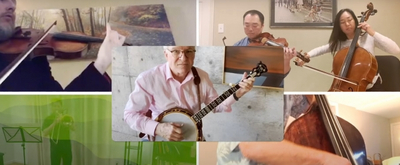VIDEO: Steve Martin Teams Up with Musicians from The Philadelphia Orchestra for A Special Performance