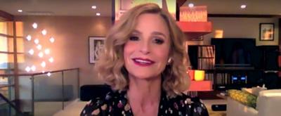 VIDEO: Kyra Sedgwick Talks Quarantine on JIMMY KIMMEL LIVE