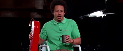 VIDEO: Eric Andre Talks About Pranking People on JIMMY KIMMEL LIVE!