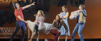 BWW Review: Say 'Helloooo' to MRS. DOUBTFIRE at the 5th Avenue