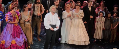 VIDEO:  Original LES MISERABLES Closes On The West End