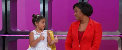 VIDEO: Watch Kids Talk Tiffany Haddish Fashion on KIDS SAY THE DARNDEST THINGS!