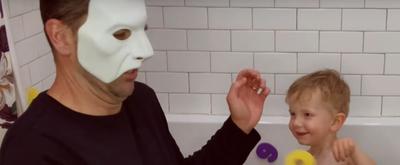 VIDEO: Chris Mann Sings PHANTOM Parody 'My Kid Won't Sleep at Night' Video