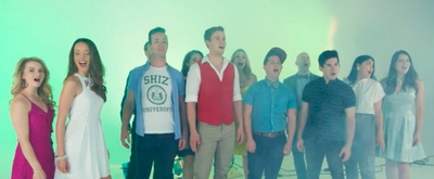 VIDEO: Peter Hollens Performs WICKED Medley With The Show's Touring Cast