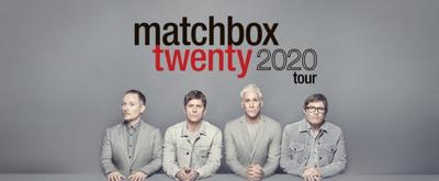 Matchbox Twenty Announces 2020 Summer Tour With Special Guest The Wallflowers